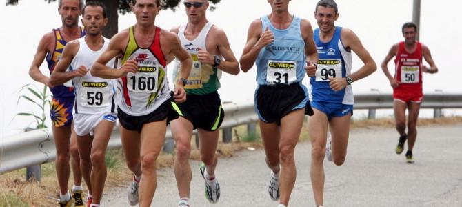 Classifica Generale (dopo Terza Tappa Salina) – Giro Podistico delle Isole Eolie 2013