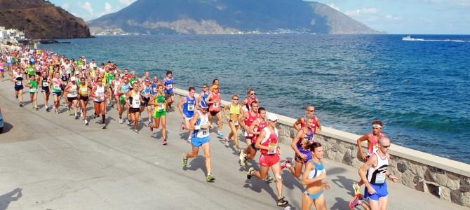Foto Seconda Tappa Lipari – 17° Giro Podistico delle Isole Eolie