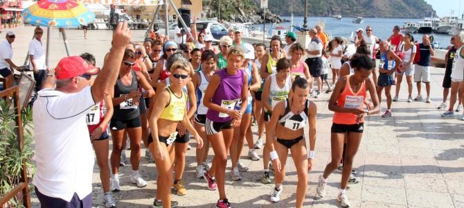 IX° Giro podistico a tappe delle Isole Eolie