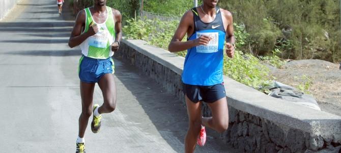 Classifica Generale (dopo Seconda Tappa Lipari) – Giro Podistico delle Isole Eolie 2013