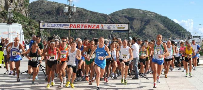 Classifica Finale – Giro Podistico delle Isole Eolie 2013