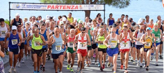 Giro delle Eolie 2013: Franzese si riporta al comando