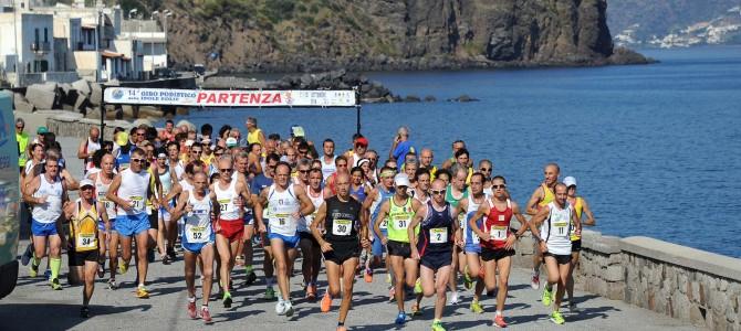 Foto Seconda Tappa Lipari – Giro delle Eolie 2014