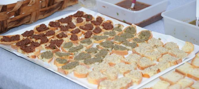 Degustazione Azienda Ferlazzo – Giro delle Eolie 2014
