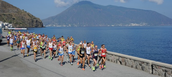 """Presentazione """"16° Giro podistico a tappe delle Isole Eolie"""""""