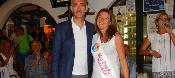 Miss Giro 16° Giro podistico a tappe delle Isole Eolie