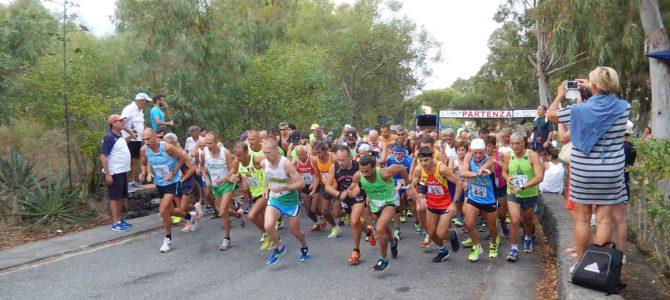 Classifiche 16° Giro podistico a tappe delle Isole Eolie – Finale e Categorie