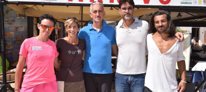 """""""16° Giro Podistico delle Eolie"""", Del Priore e Mucci vincono a Lipari"""