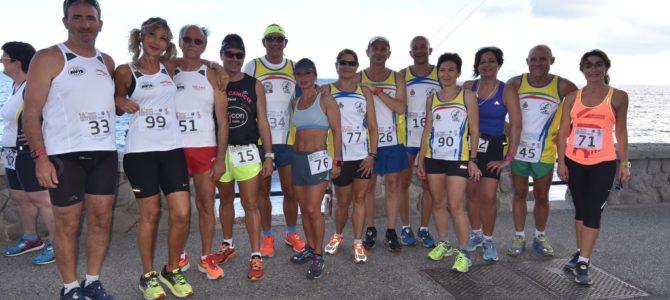 Classifiche 16° Giro podistico a tappe delle Isole Eolie – Seconda Tappa Lipari NC