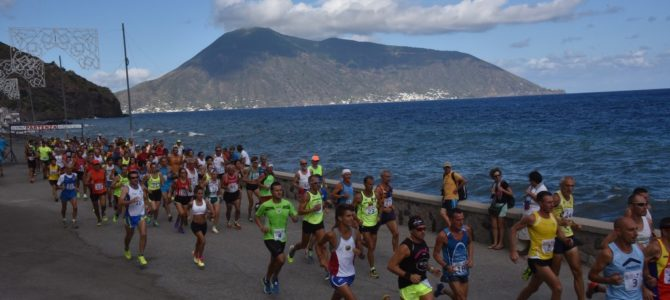 Seconda Tappa 16° Giro podistico a tappe delle Isole Eolie – Lipari