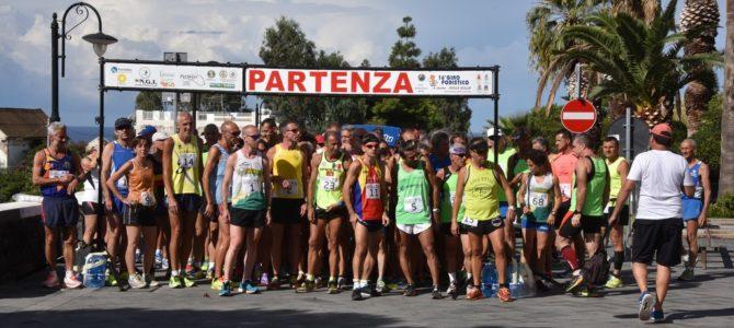 Terza Tappa 16° Giro podistico a tappe delle Isole Eolie – Salina