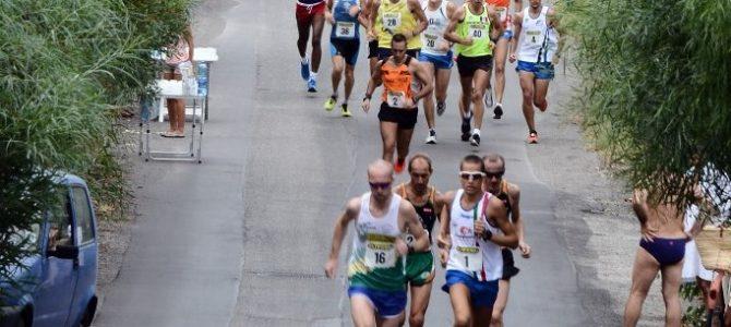 """""""16° Giro Podistico a Tappe delle Eolie"""" pronto allo start"""