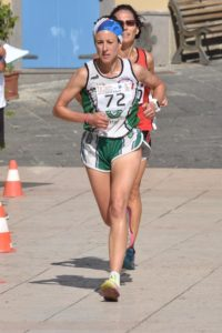 La vincitrice Meri Mucci