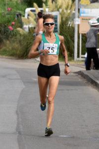 La vincitrice Valentina Gualandi