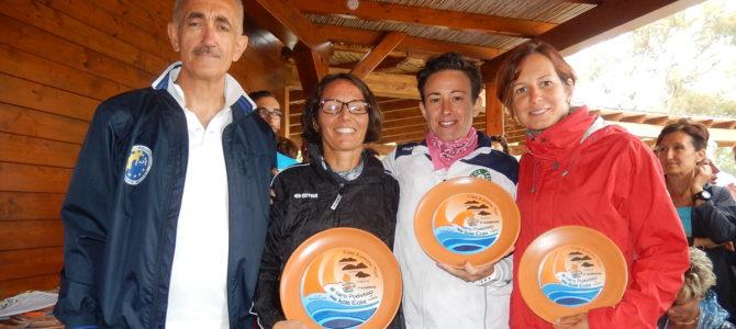 Premiazione 16° Giro podistico a tappe delle Isole Eolie
