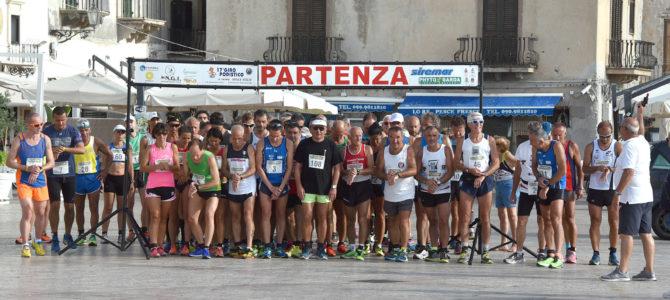 """Primo sigillo di Luigi Guidetti al """"17° Giro delle Isole Eolie"""""""