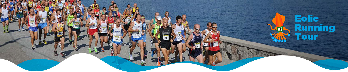 Eolie Running Tour