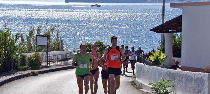 """Scattato il conto alla rovescia per il """"18° Giro Podistico a tappe delle Eolie"""""""
