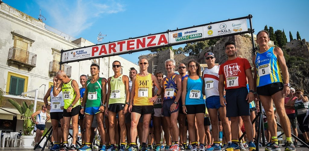 Classifiche IV Tappa Lipari – ERT 2018