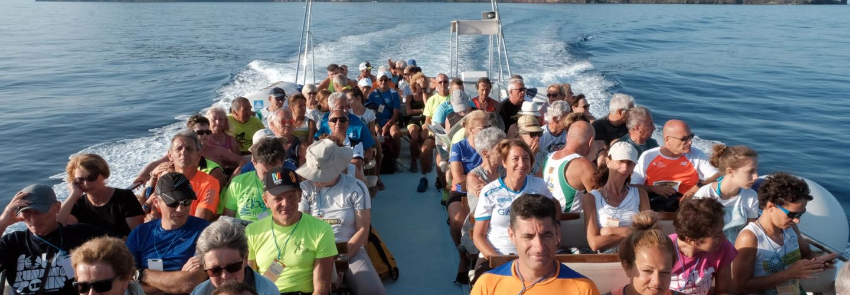"""La calda estate del """"19° Giro Podistico delle Isole Eolie"""""""