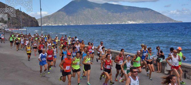 """Sipario alzato sul """"19° Giro Podistico delle Isole Eolie"""""""