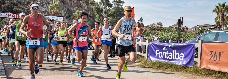 """Il """"20° Giro Podistico delle Eolie"""" si regala la tappa di Stromboli"""